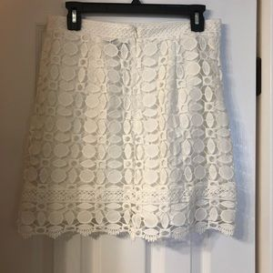 Topshop Skirts - TOPSHOP Lace Skirt